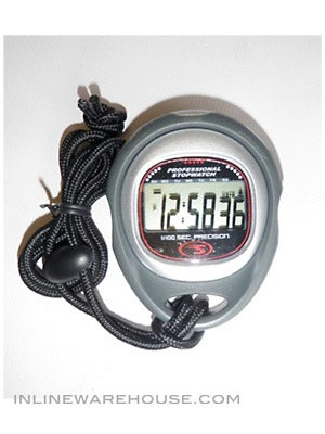 Sidelines Sports Tempo Stopwatch LIQUIDATION