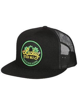 Luckey Logo Mesh Trucker Hockey Hat