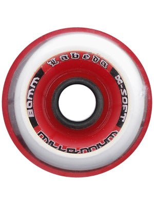 Labeda Gripper Millennium Red Ltd Edt Hockey Wheels