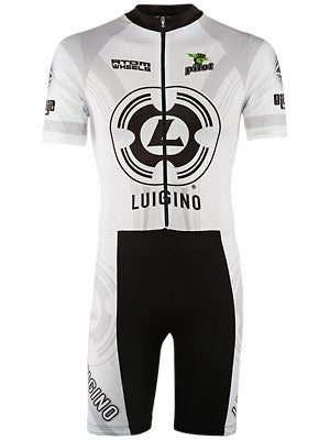 Luigino Atom Bionic One Piece Inline Racing Skin Suit