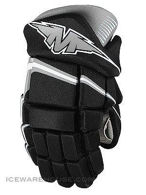 Mission Axiom A3 Hockey Gloves Yth 9