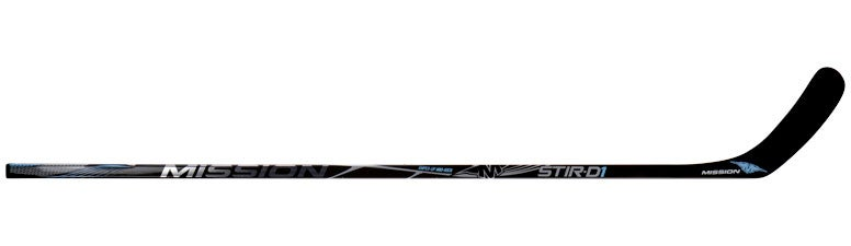 Mission Stir D1 Grip Hockey Sticks Jr