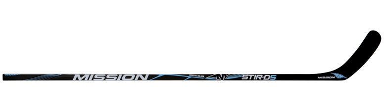 Mission Stir D5 Hockey Sticks Jr