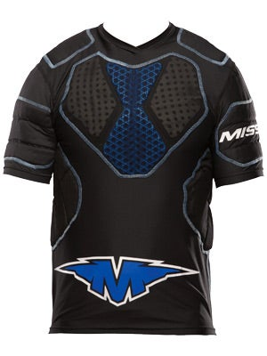 Mission Elite Relaxed Compression Padded Shirt Jr