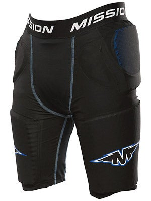 Mission Elite Relaxed Roller Hockey Girdle Sr