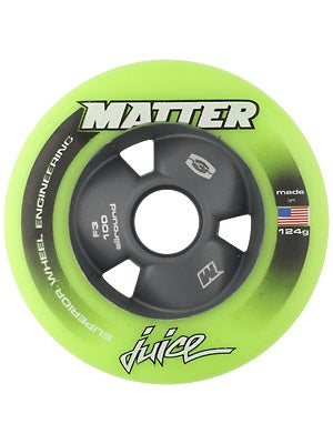 Matter Juice HC Inline Skate Wheels Std 100mm