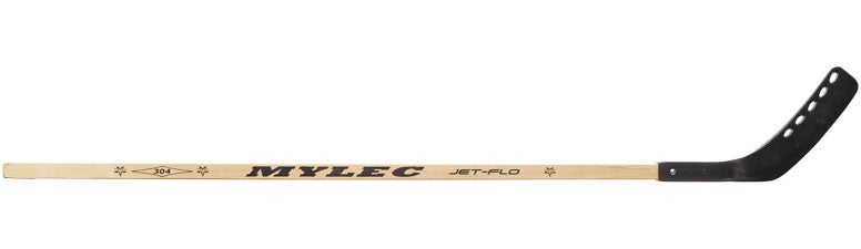 Mylec Eclipse Jet-Flo Nylon Wood Street Hockey Sticks