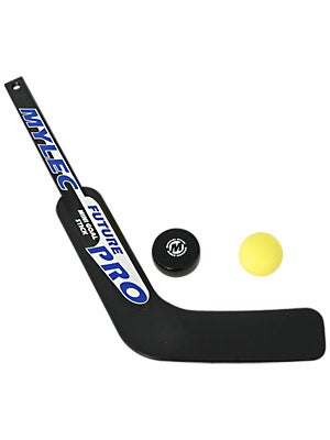 Mylec Mini Goalie Hockey Stick Set