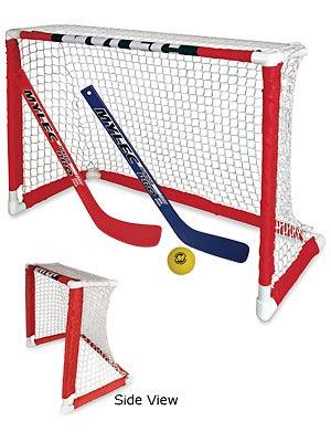 Mylec Mini PVC Hockey Goal Set Pro Style