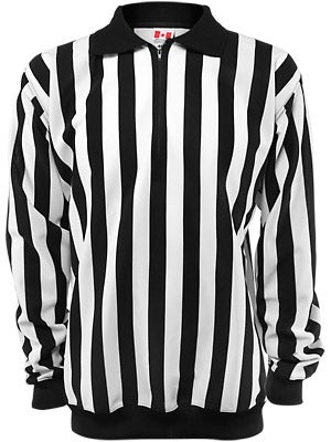 CCM Pro 150S Official Hockey Referee Jersey
