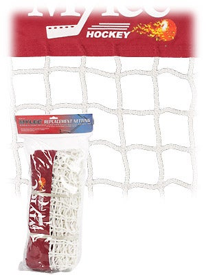 Mylec Hockey Goal Replacement Net Pro Steel  72
