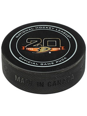 Sherwood NHL Team Official Game Ice Hockey Pucks