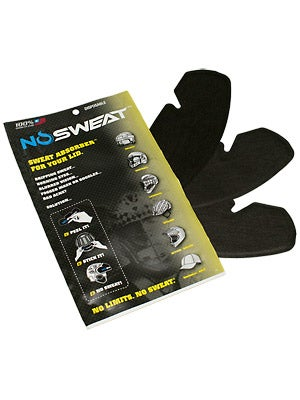 NoSweat Helmet Sweat Absorbing Liners  (3 Pack)