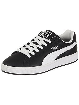 Puma Basket2 Shoes Black/White