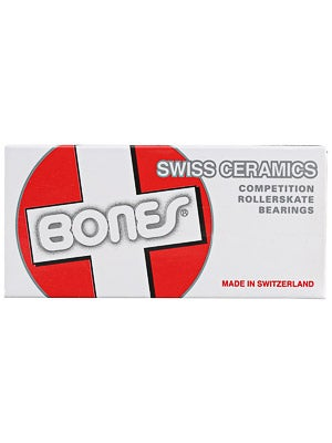 Bones Swiss Ceramic Inline Bearings 608 16 Pack