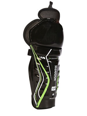 Reebok 12K KFS Hockey Shin Guards Yth