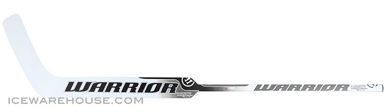 Warrior Ritual V3 Comp Goalie Sticks WHT/BLK Sr
