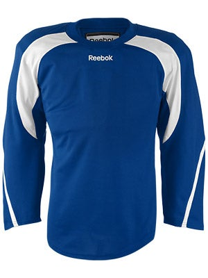 Reebok Edge Hockey Jersey Royal & White Sr