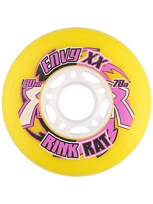 Rink Rat Envy XX Grip Hockey Wheels