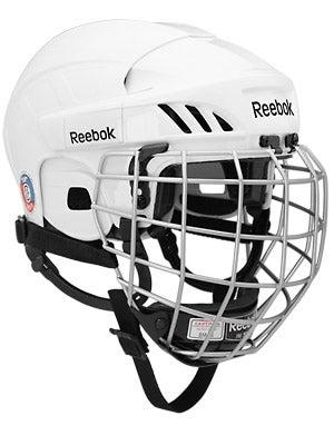 Reebok 3K Hockey Helmets w/Cage Jr