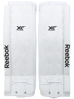 Reebok Premier XLT Pro Goalie Leg Pads Sr