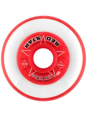 Red Star Sniper GT Hockey Wheels