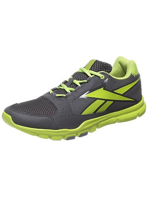 Reebok YourFlex Training Shoes Gravel/Green