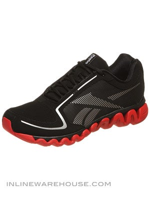 Reebok ZigLite Run Training Shoes Blk/Red