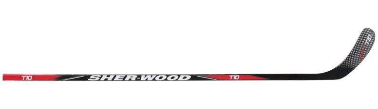 Sherwood T10 Wood Hockey Sticks Sr