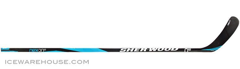Sherwood Nexon N12 Grip Hockey Sticks Int L