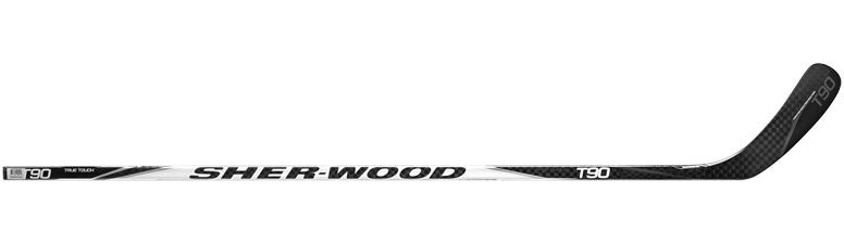 Sherwood True Touch T90 Grip SLIM FIT Sticks Sr 2014
