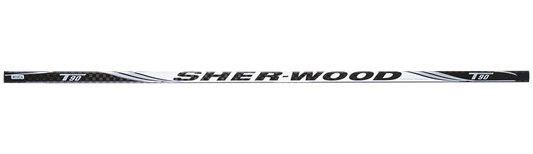 Sherwood T90 Regular Fit Grip Hockey Shafts Sr