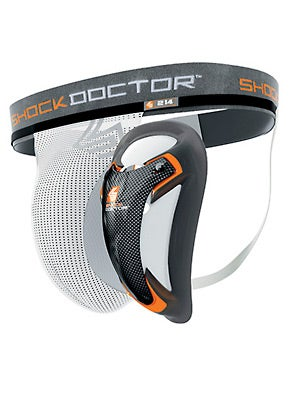 Shock Doctor Ultra Supporter Jock w/Carbon Cup