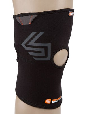 Shock Doc Knee Comp Sleeve w/Open Patella Coverage