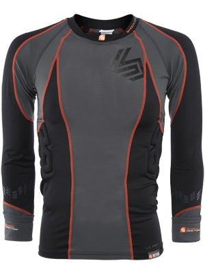 Shock Doctor Ultra Shockskin Comp Perf Hockey Shirt Jr