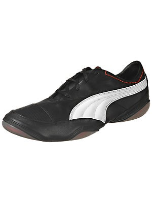 PUMA Shoes Usan Black White