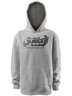San Luis Obispo County Hockey Hoodie Sweatshirt Jr