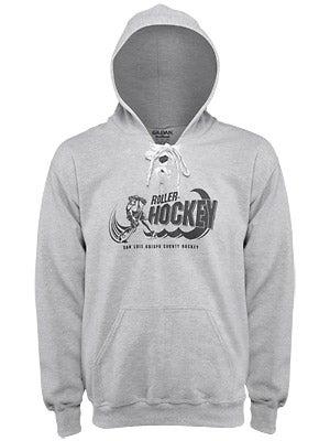 San Luis Obispo County Hockey Hoodie Sweatshirt Sr S-XL