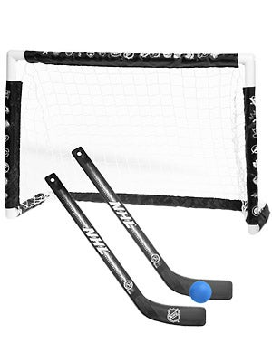Sherwood NHL Mini PVC Hockey Goal Single Set