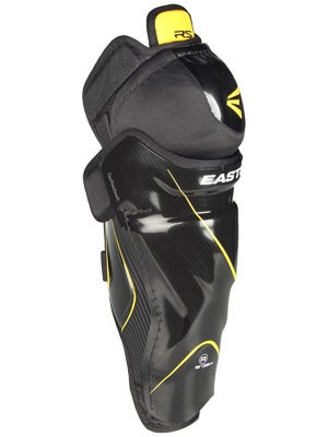 Easton Stealth RS II Hockey Shin Guards Sr 17