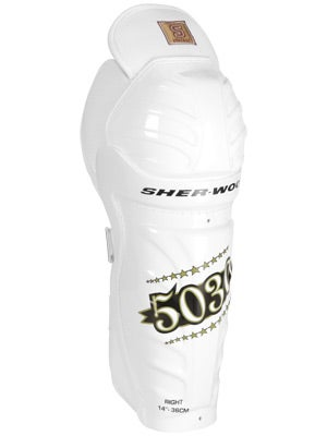 Sherwood 5030 Hockey Shin Guards Sr