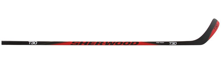 Sherwood True Touch T30 RED Hockey Sticks Jr