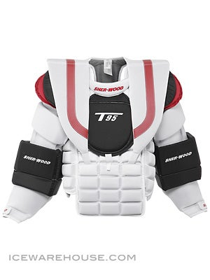 Sherwood T95 Goalie Chest Protectors Sr