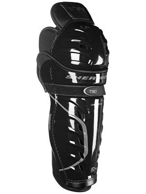 Sherwood T90 Undercover Hockey Shin Guards Sr