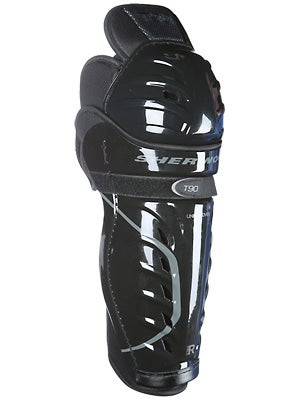 Sherwood T90 Undercover Hockey Shin Guards Jr