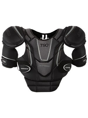 Sherwood T90 Undercover Hockey Shoulder Pads Jr