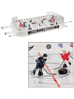 STIGA NHL Stanley Cup Hockey Game Red Wings vs Leafs