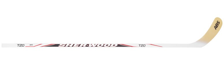 Sherwood T20 ABS Wood Hockey Sticks Jr