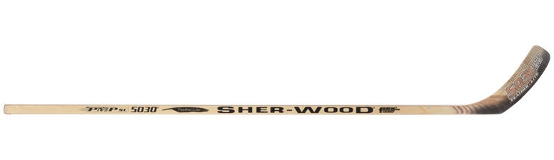 Sherwood 5030 Wood Hockey Sticks Sr Left 2013