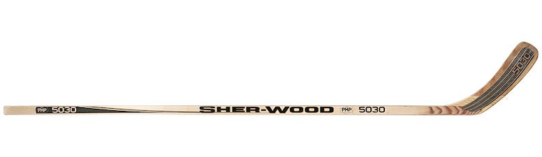 Sherwood 5030 Wood Hockey Sticks Sr